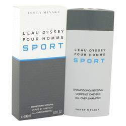 Issey Miyake L'eau D'issey Pour Homme Sport Shower Gel for Men