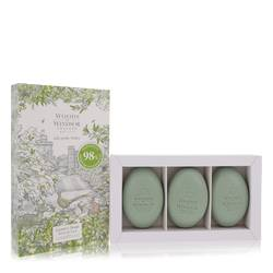 Woods of Windsor Lily Of The Valley Three 2.1 oz Luxury Soaps