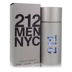 212 Cologne EDT for Men (New Packaging) | Carolina Herrera - Fragrance.Sg