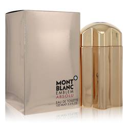 Montblanc Emblem Absolu EDT for Men