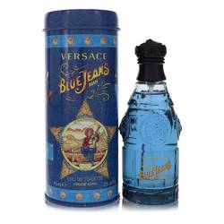 Versace Blue Jeans EDT for Men (New Packaging)