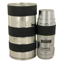 Max Deville Camera Long Lasting EDT for Men (Tin Bottle)