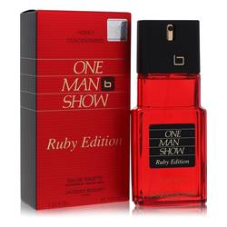 Jacques Bogart One Man Show Ruby EDT for Men