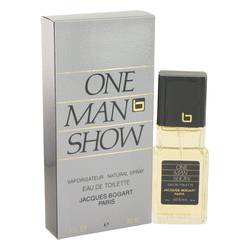 One Man Show Cologne EDT for Men | Jacques Bogart