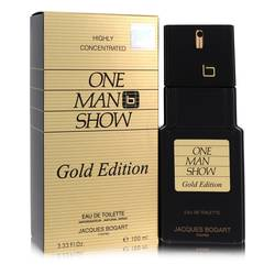 Jacques Bogart One Man Show Gold EDT for Men