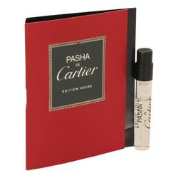 Pasha De Cartier Noire Vial by Cartier
