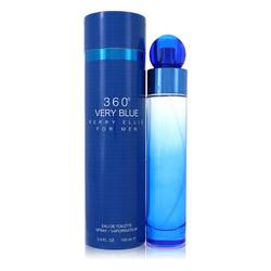 Perry Ellis 360 Very Blue Cologne EDT for Men