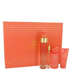Perry Ellis 360 Coral Perfume Gift Set for Women