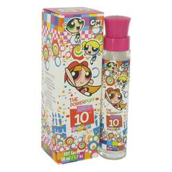 Warner Bros Powerpuff Girls 10th Birthday EDT for Women