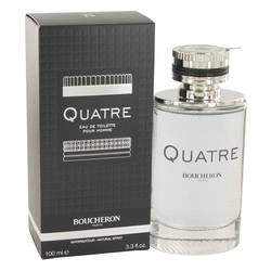 Boucheron Quatre Cologne (EDT for Men)