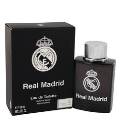 Real Madrid Eau De Toilette Spray By AIR VAL INTERNATIONAL - Fragrance.Sg