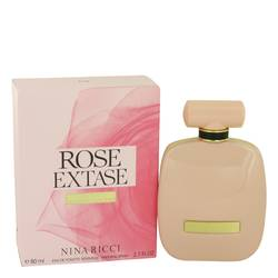 Nina Ricci Rose Extase EDT Sensuelle Spray for Women