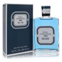 Royal Copenhagen Musk Cologne for Men