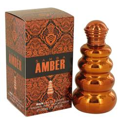 Samba Amber EDT for Men | Perfumers Workshop
