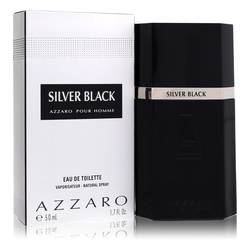 Azzoro Silver Black EDT for Men