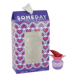Justin Bieber Someday Miniature in Gift Box (EDP for Women)