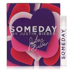 Justin Bieber Someday Vial