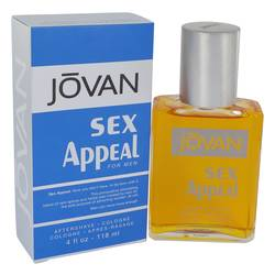 Jovan Sex Appeal After Shave / Cologne for Men