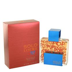 Solo Loewe Pop Cologne EDT for Men