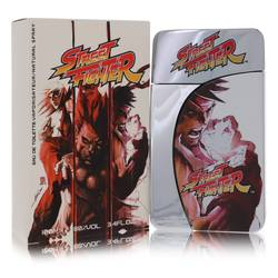 Capcom Street Fighter EDT for Men