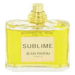 Jean Patou Sublime EDP for Women (Tester)