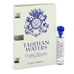English Laundry Tahitian Waters Vial