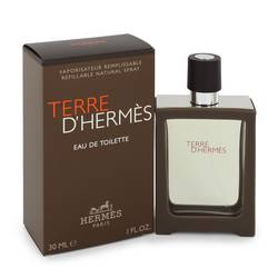 Hermes Terre D'hermes Refillable EDT for Men