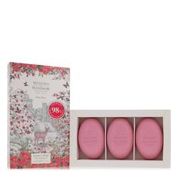 Woods of Windsor True Rose Three 2.1 oz Luxury Soaps