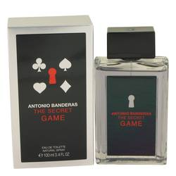 The Secret Game Cologne by Antonio Banderas EDT for Men