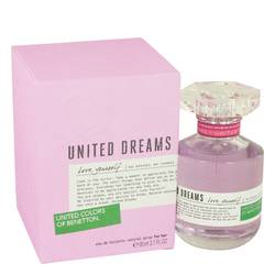 Benetton United Dreams Love Yourself EDT for Women