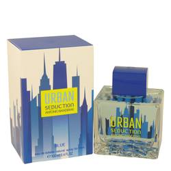 Antonio Banderas Urban Seduction Blue EDT for Men