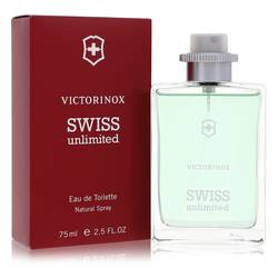 Victorinox Swiss Unlimited EDT for Men