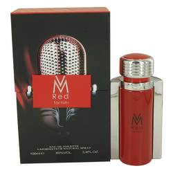 Victor Manuelle Red EDT for Women