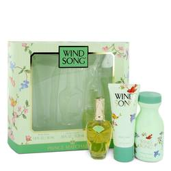 Prince Matchabelli Wind Song Perfume Gift Set for Women