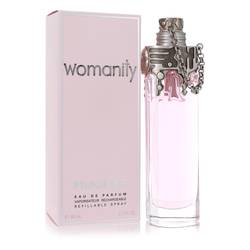 Thierry Mugler Womanity Refillable Spray EDP for Women - Fragrance.Sg