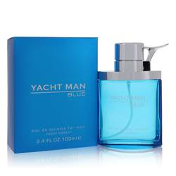 Yacht Man Blue EDT for Men | Myrurgia