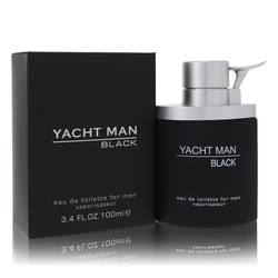 Yacht Man Black EDT for Men | Myrurgia