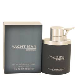 Yacht Man Breeze EDT for Men | Myrurgia