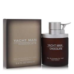 Yacht Man Chocolate EDT for Men | Myrurgia
