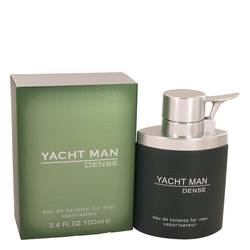 Yacht Man Dense EDT for Men | Myrurgia