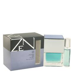 Shiseido Zen EDT for Men plus Free 1/2 oz Mini Spray