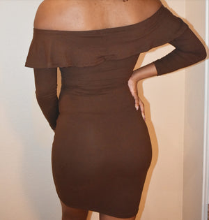 Chocolate Bunny Midi