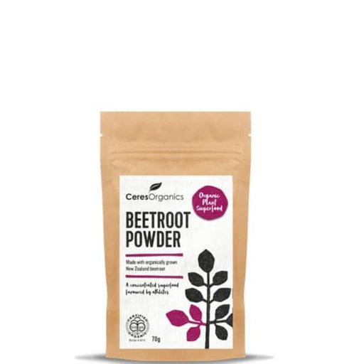 Beetroot Powder 70g Certified Organic