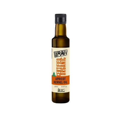 Pumpkin Apricot Kernel Oil Certified Organic 250ml