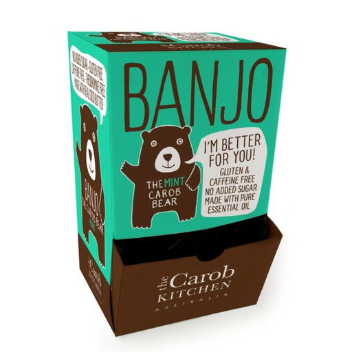 Banjo The Mint Carob Bear