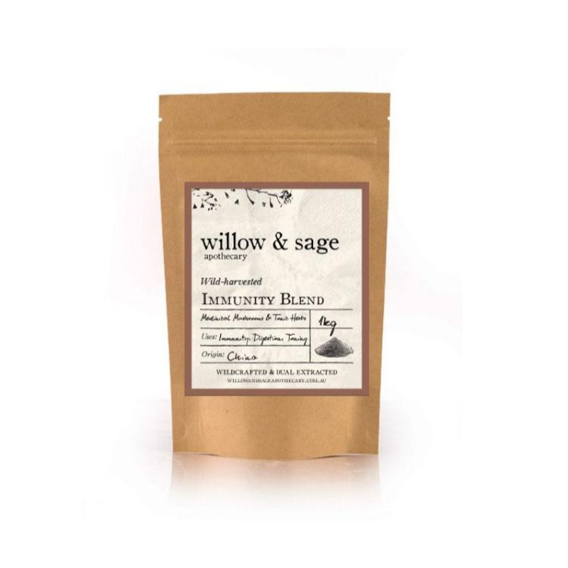 Willow & Sage Immunuity Blend 100g
