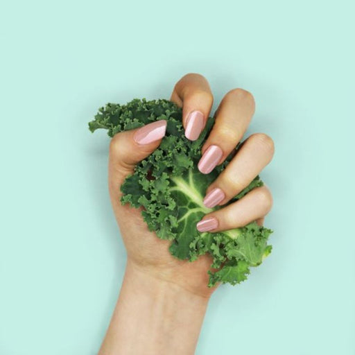Raww Kale'd It Nail Lacquer, Now You Seed Me...