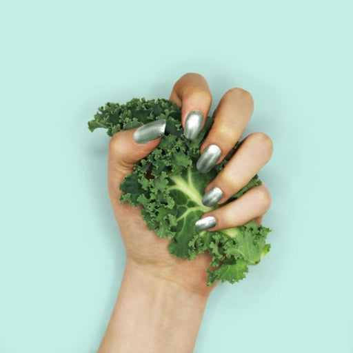 Raww Kale'd It Nail Lacquer Oh My Green-Ness! Certified Organic