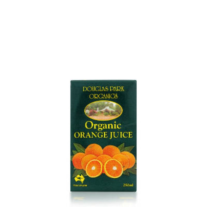 Orange Juice 250ml Organic