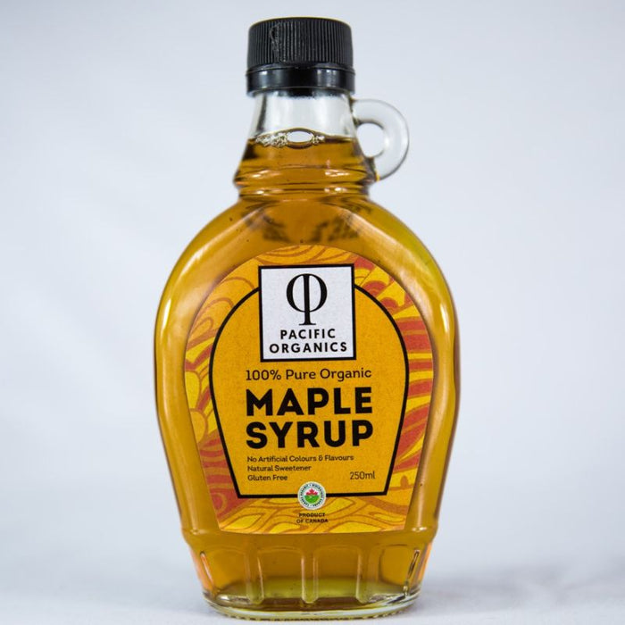 Pacific Organics - Canadian Maple Syrup 100% Pure Organic